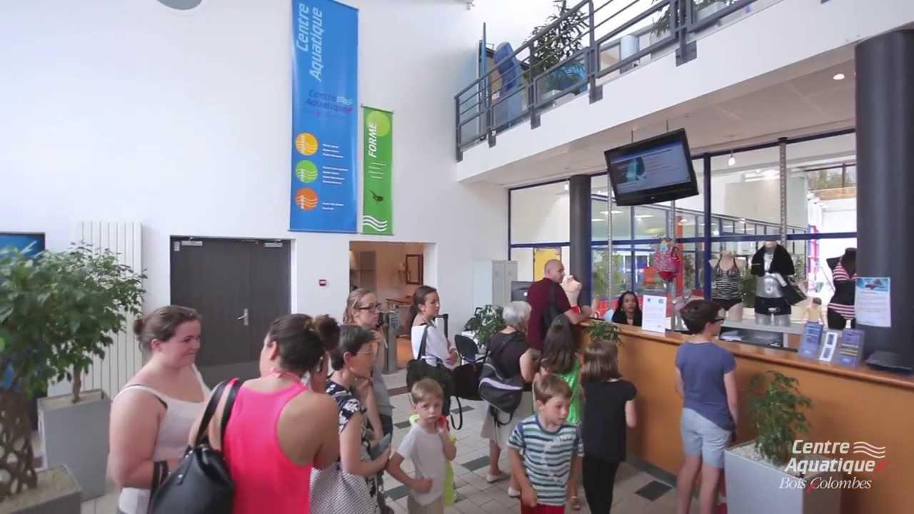Vidéo   Centre Aquatique De Bois-Colombes serapportantà Piscine Bois Colombes