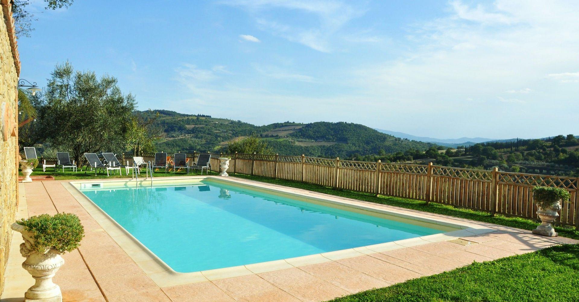 Vigna San Giuseppe Location De Vacances - Couchages 13 Dans ... encequiconcerne Piscine Gdo