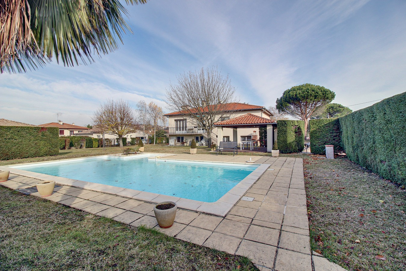 Villa 4 Pièces 115 M2 Piscine Et Terrain De 1 759 M2 À ... destiné Piscine Villefranche De Lauragais