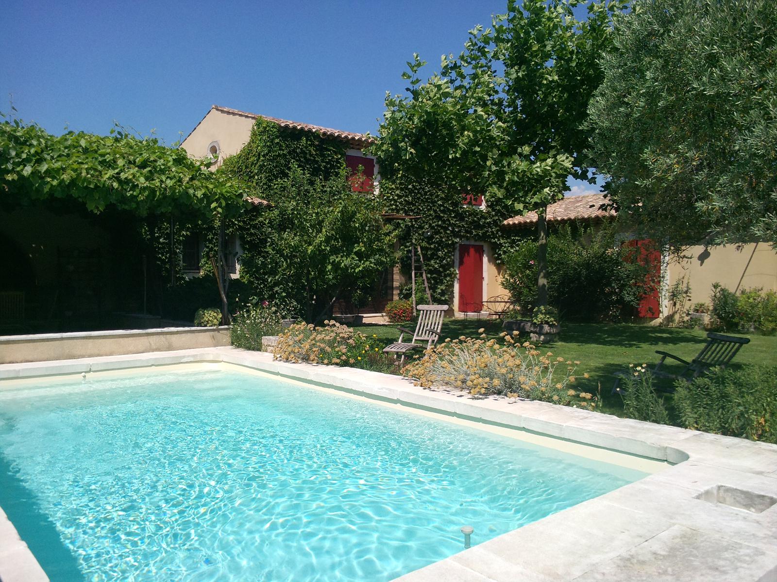 Villa A Louer Avec Piscine Pour Les Vacances Drome ... à Piscine Drome