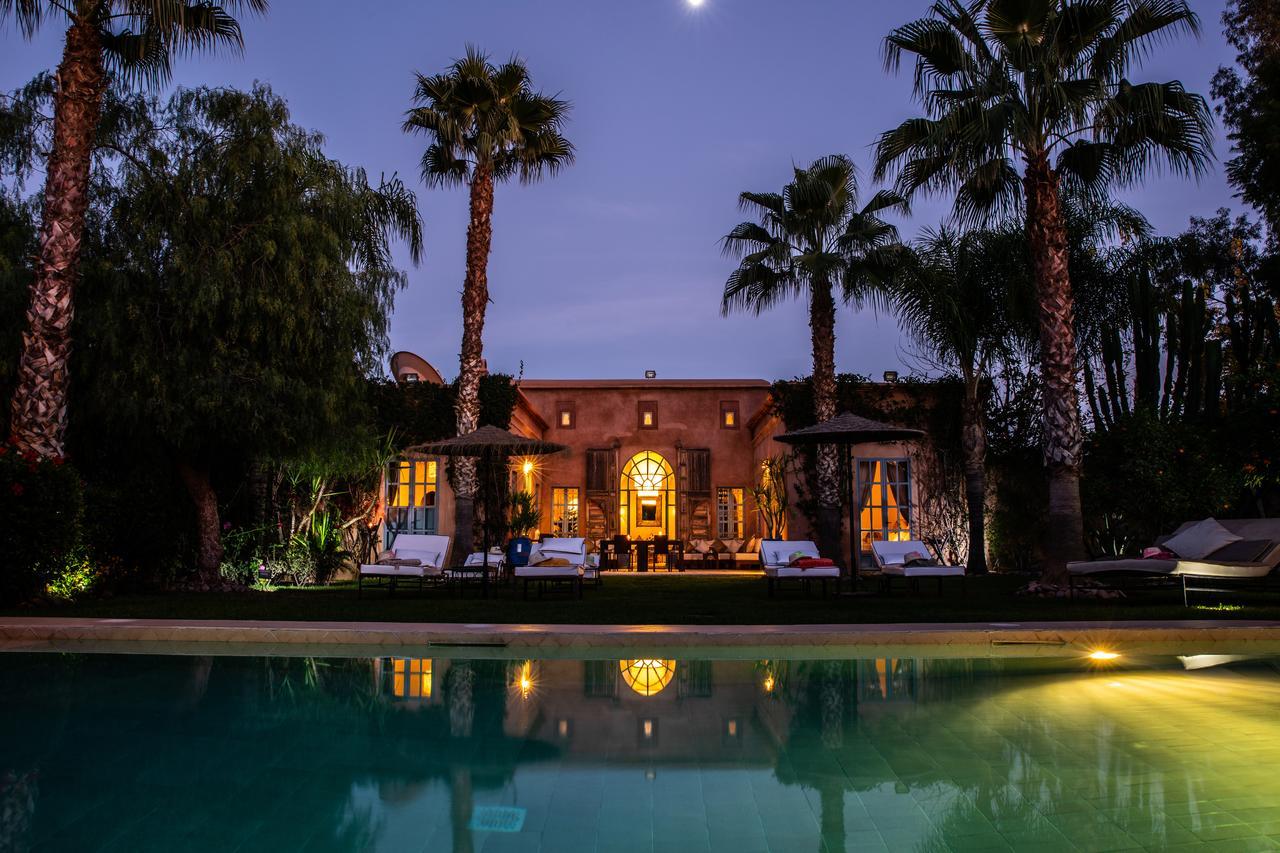 Villa Akhdar 5 En Exclusivité Avec, Najem, Morocco - Booking intérieur Location Maison Piscine Privée Dernière Minute