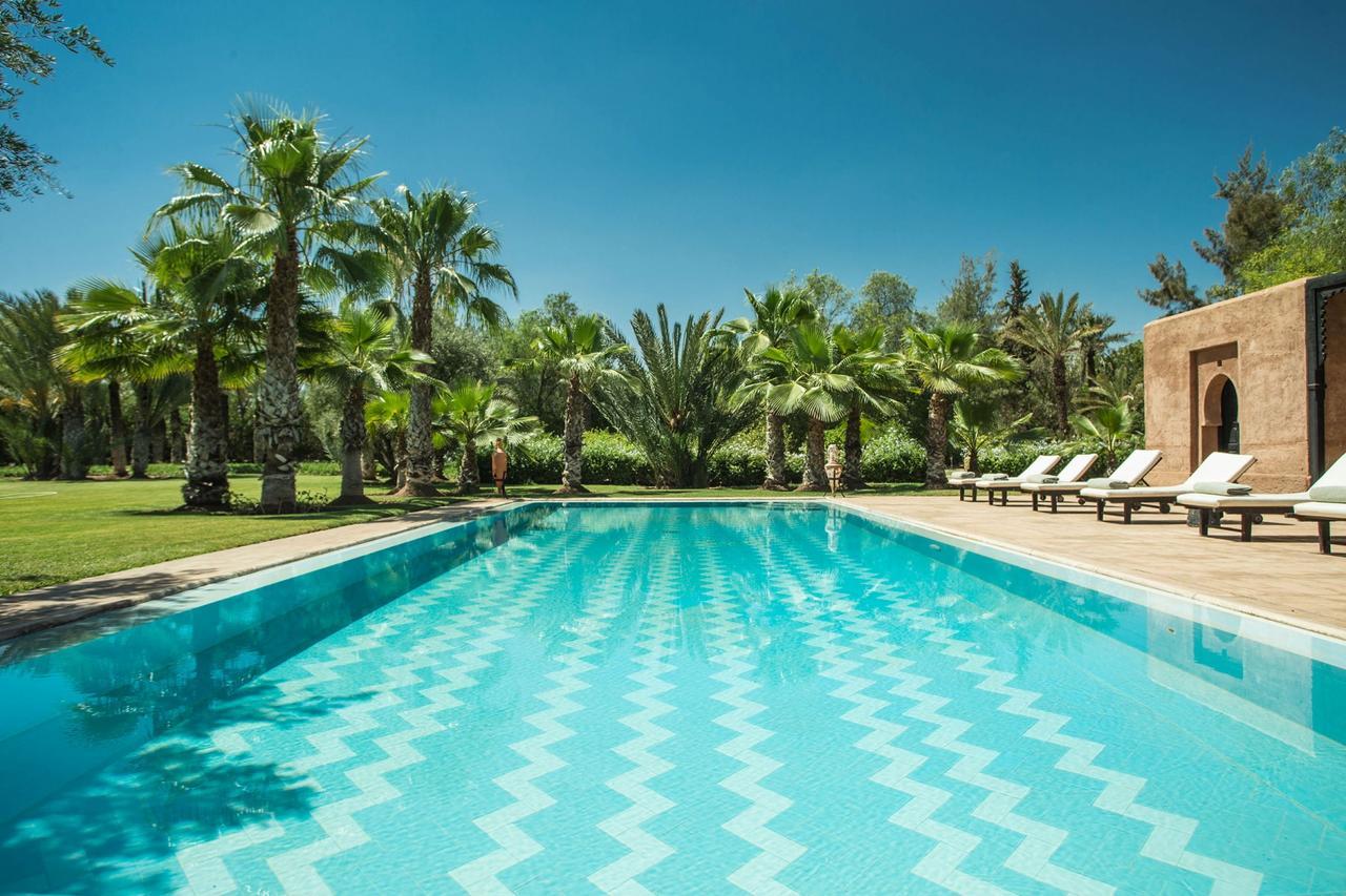 Villa Alouna En Exclusivité Avec, Marrakesh, Morocco ... concernant Location Maison Piscine Privée Dernière Minute