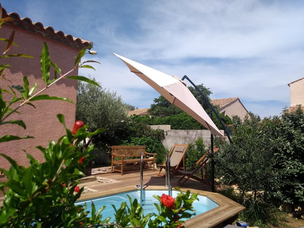 Villa Au Calme Entre Guarigue, Plage, Montpellier, Le Crès ... avec Cash Piscine Le Cres
