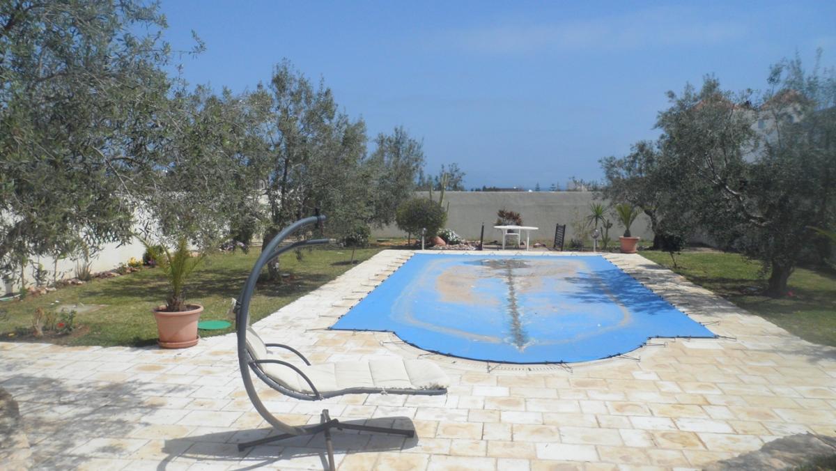 Villa Avec Piscine Ch M Sousse Chott Meriem Vente Maison intérieur Maison A Vendre Avec Piscine