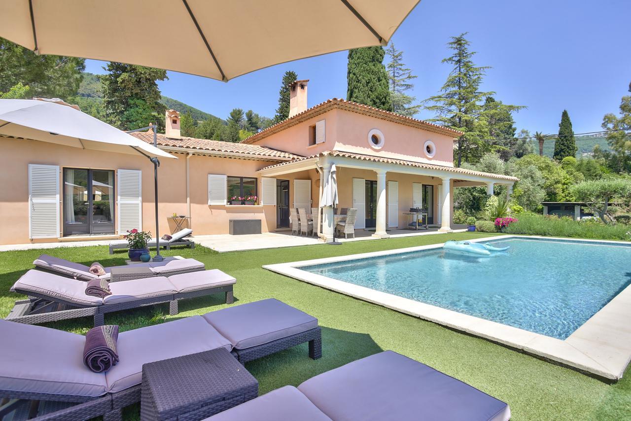 Villa Avec Piscine Dans Domaine Sécurisé, Grasse, France ... encequiconcerne Piscine Grasse