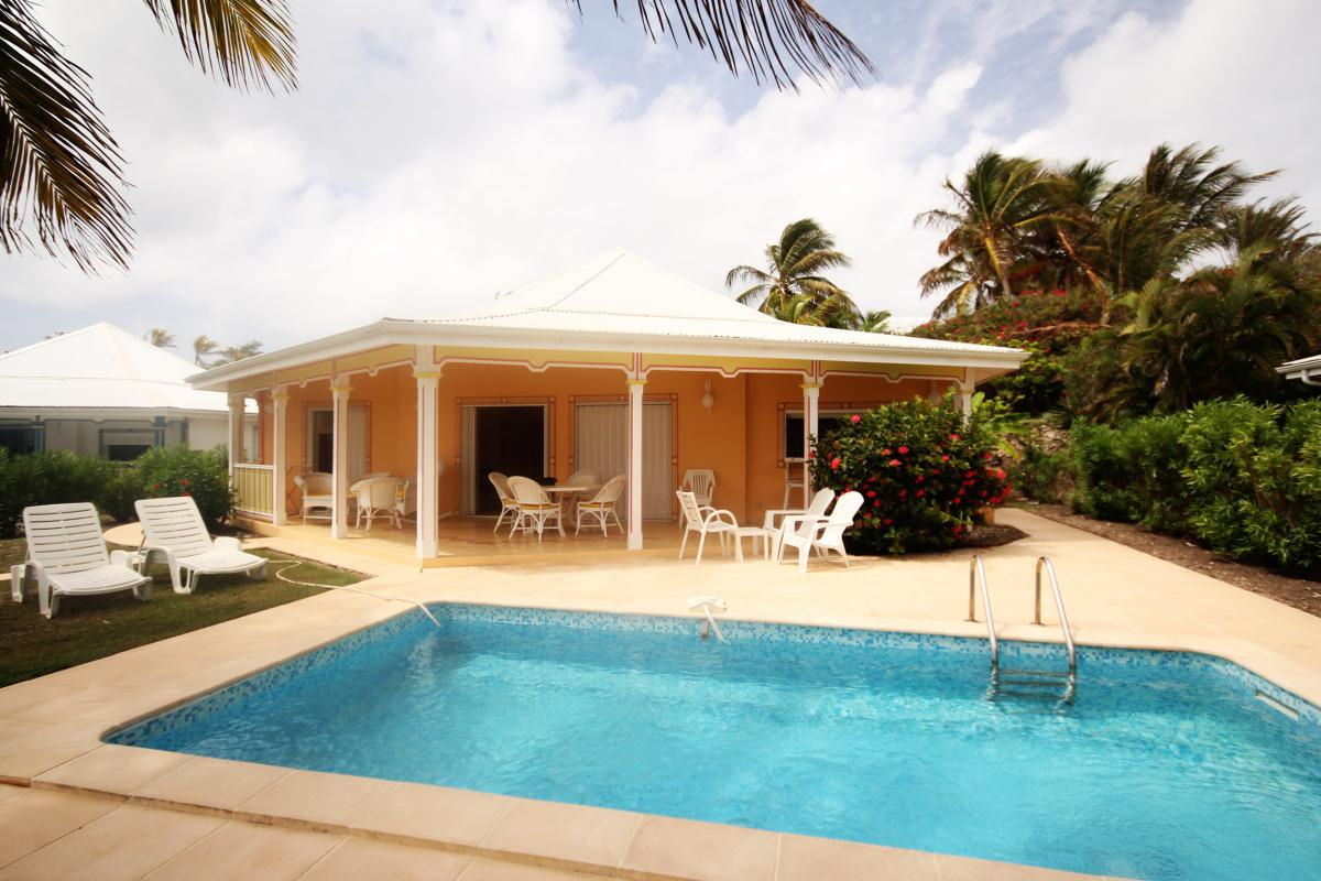 Villa Avec Piscine Et Vue Mer - Ref: Gpsf20 (Saint François, Guadeloupe) pour Piscine Tarare