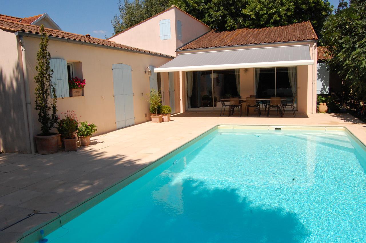 Villa Avec Piscine La Rochelle (Fransa La Rochelle ... pour Piscine Chatelaillon