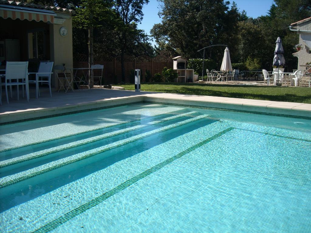 Villa Avec Piscine Privée Au Sel (Fransa Uchaux) - Booking pour Sel De Piscine