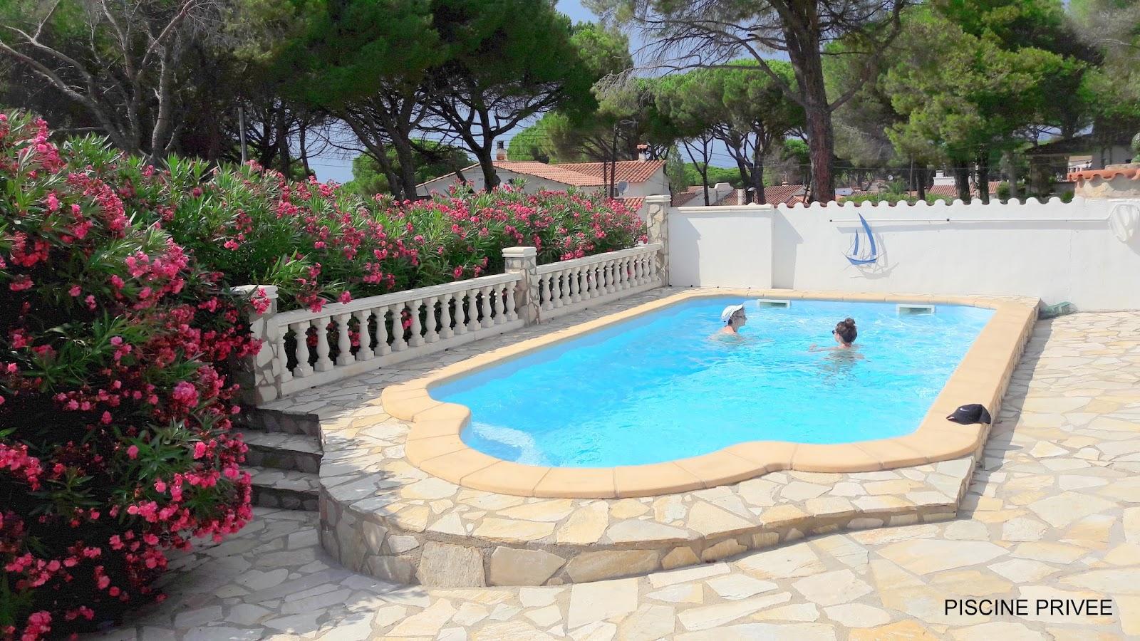 Villa Avec Piscine Privee Sur La Costa Brava: Description De ... avec Location Villa Espagne Avec Piscine Privée