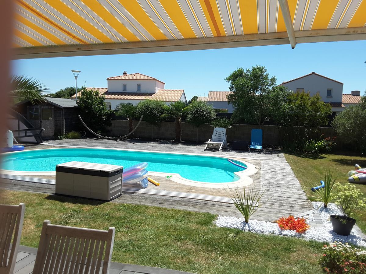 Villa Avec Piscine, Saint-Brevin-Les-Pins, France - Booking concernant Piscine St Brevin
