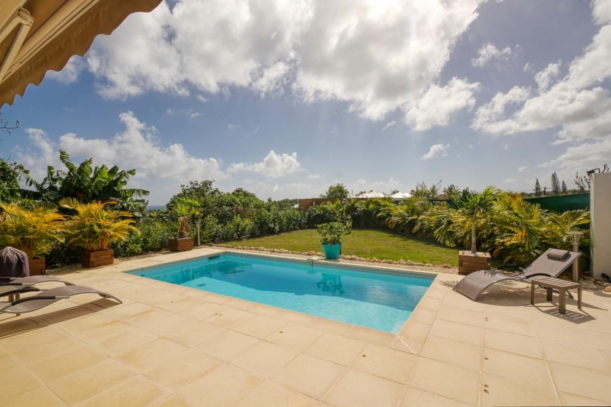 Villa Avec Piscine - Saint François - Guadeloupe | Maison ... pour Piscine Saint Francois