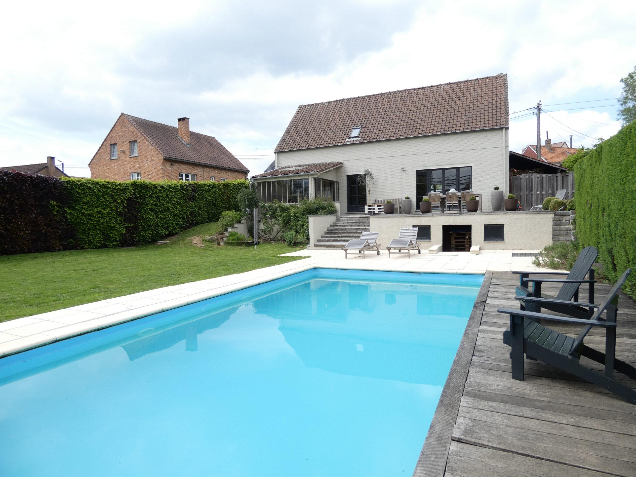 Villa Avec Piscine - Trust Real Estate à Maison A Vendre Avec Piscine