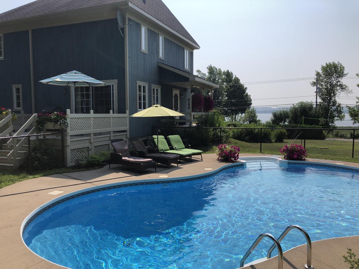 Villa Azur Piscine Et Spa (Kanada Saint-Jean) - Booking intérieur Piscine De Montmorency
