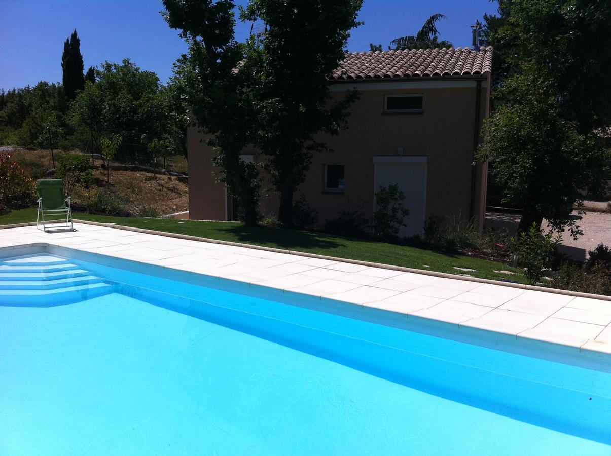 Villa Bbc Neuve Avec Piscine, Saint-Vallier-De-Thiey ... destiné Piscine St Vallier