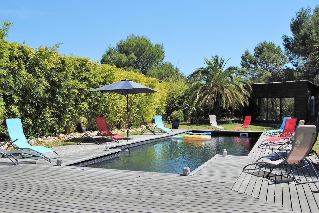 Villa Boreabeach (Fransa Castelnau-Le-Lez) - Booking à Piscine Plus Le Cres