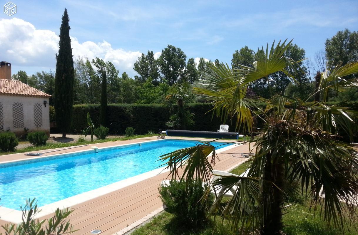 Villa Climatisée Luberon 12 Couchages, Piscine Chauffée ... destiné Camping Lubéron Avec Piscine