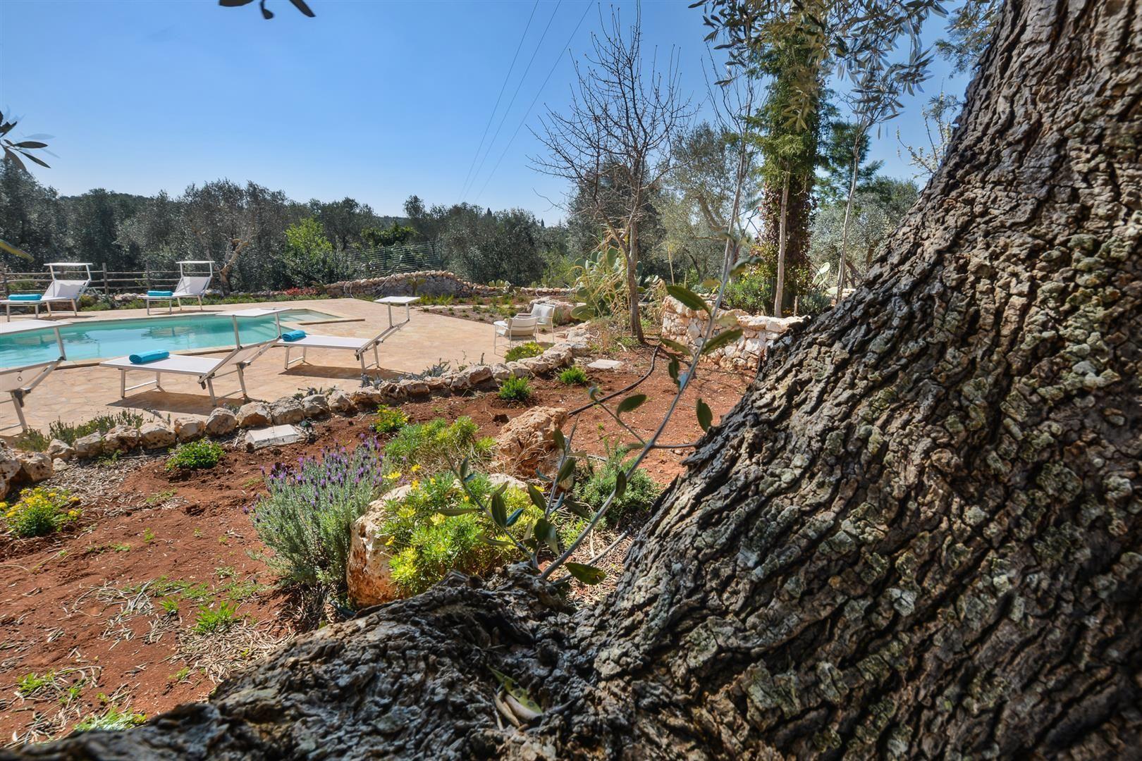 Villa Cristina Location De Vacances - Couchages 6 Dans 3 ... pour Piscine Du Port Marchand