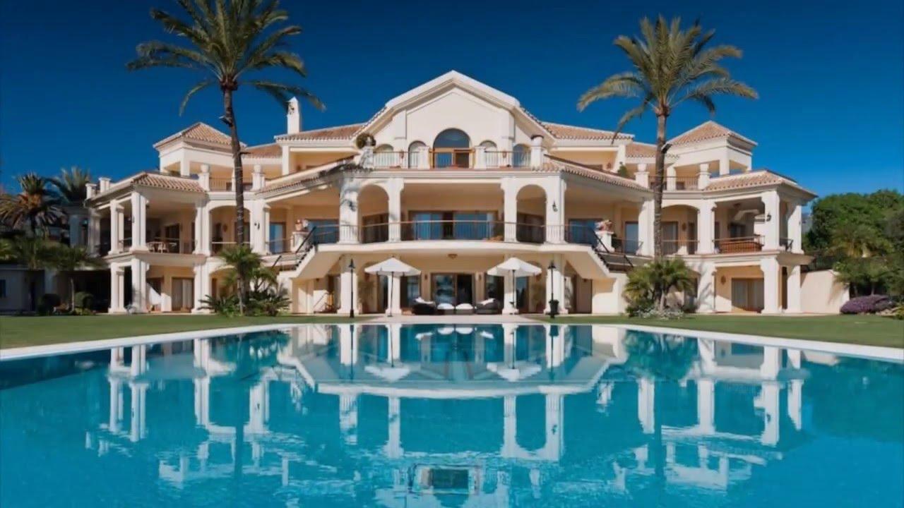 Villa De Luxe A Louer Marbella pour Location Maison Espagne Avec Piscine Pas Cher