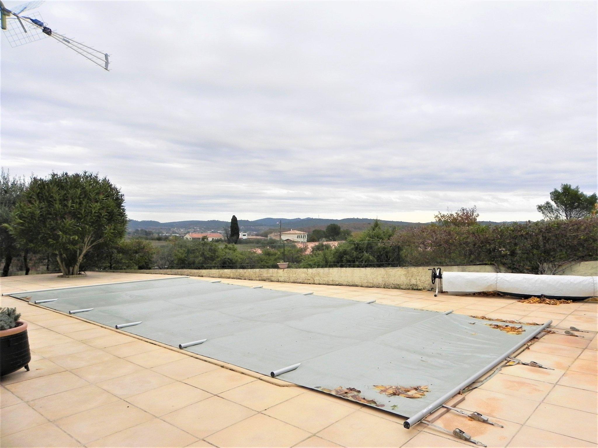 Villa De Palin Peid 6 Pieces De 128M2 Avec Piscine – Lgm ... concernant Piscine Saverdun