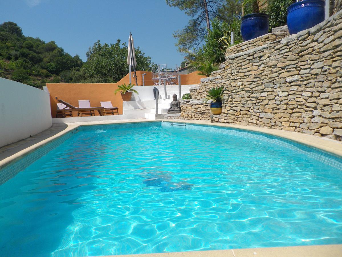 Villa Du Sud, Solliès-Toucas, France - Booking destiné Cash Piscine Sollies Pont