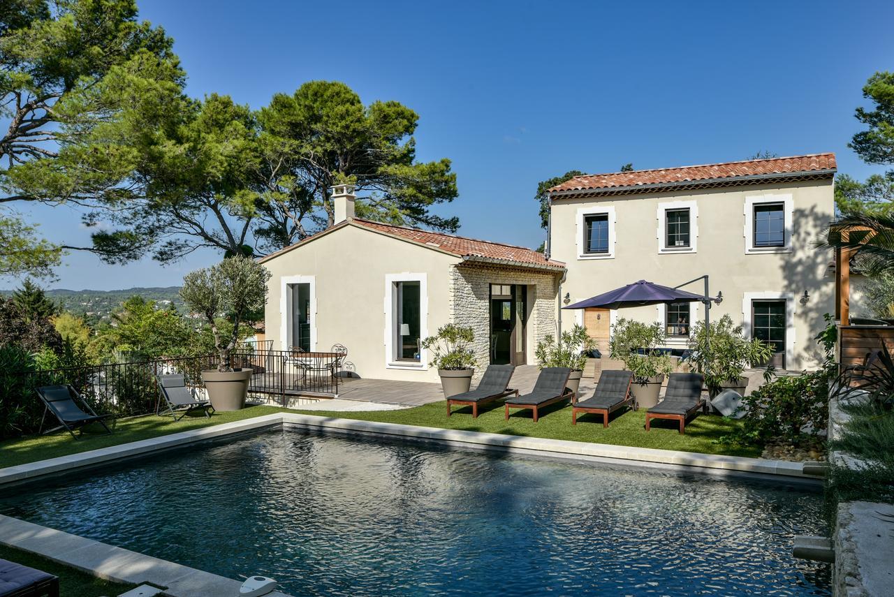 Villa Dupont D'avignon, Villeneuve-Lès-Avignon, France ... pour Cash Piscine Avignon
