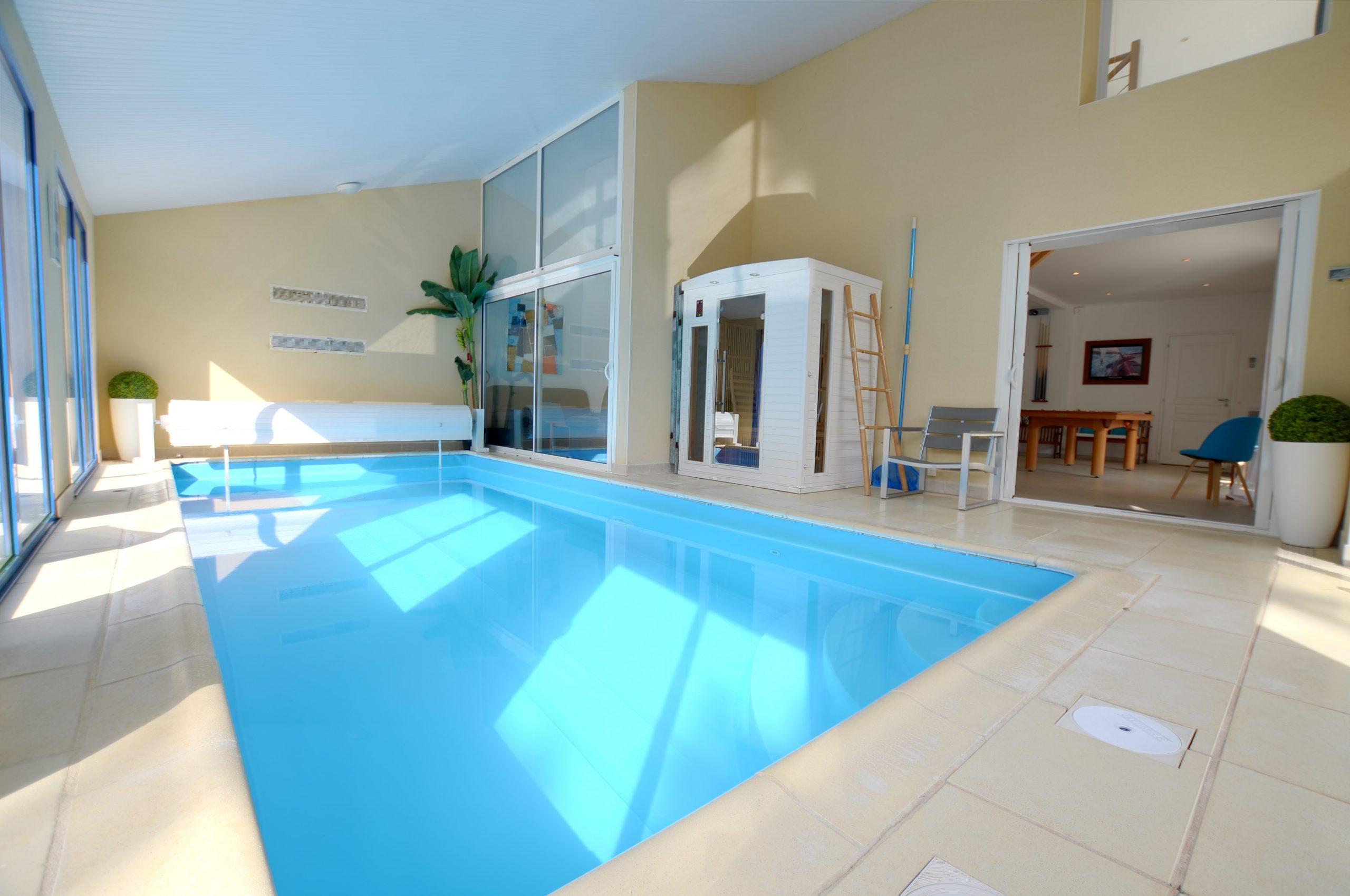 Villa Eden – Maison De Vacances***** En Vendée Avec Piscine ... à Location Maison Avec Piscine France