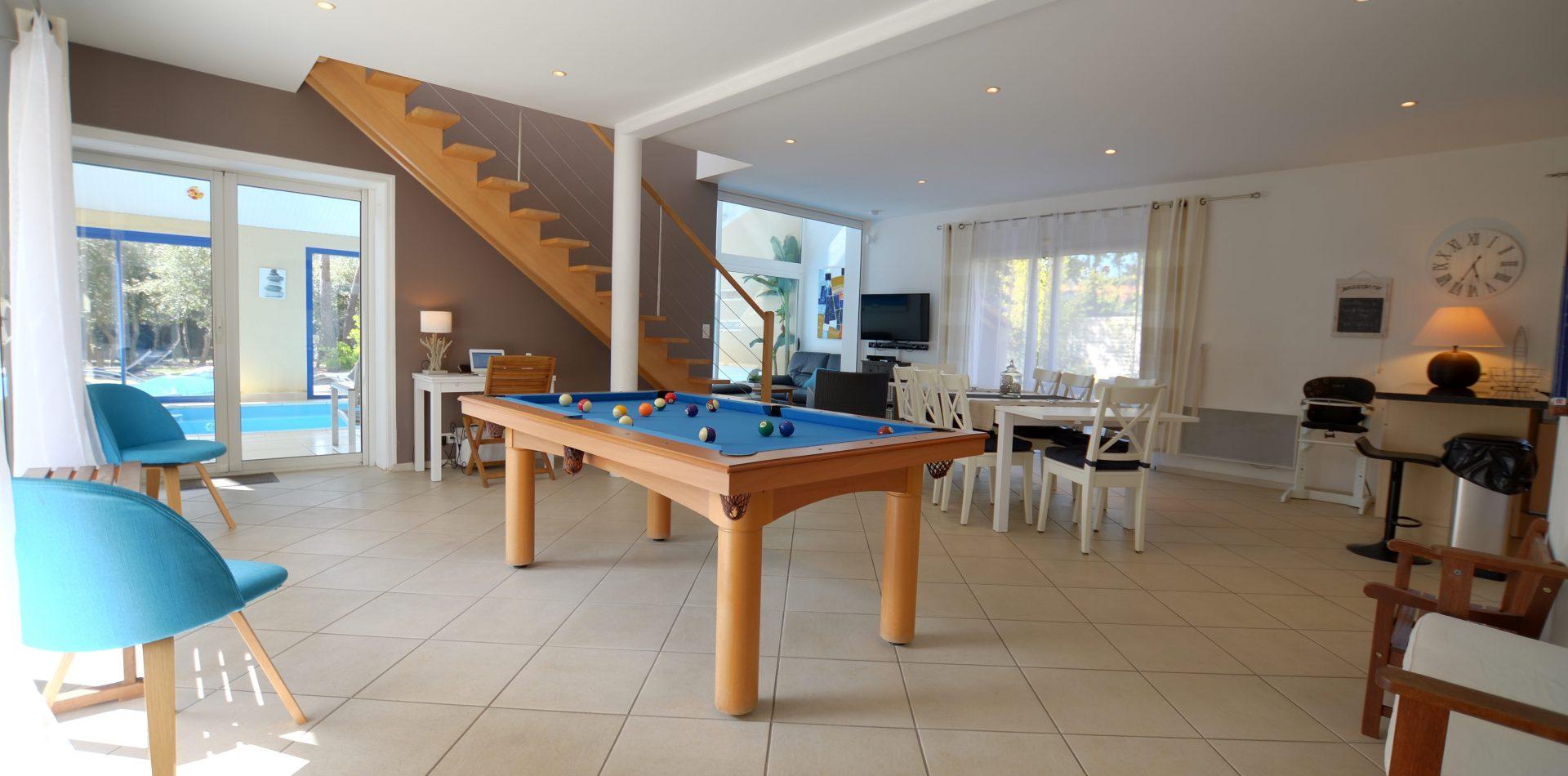 Villa Eden – Maison De Vacances***** En Vendée Avec Piscine ... avec Location Avec Piscine Intérieure Chauffée Privée
