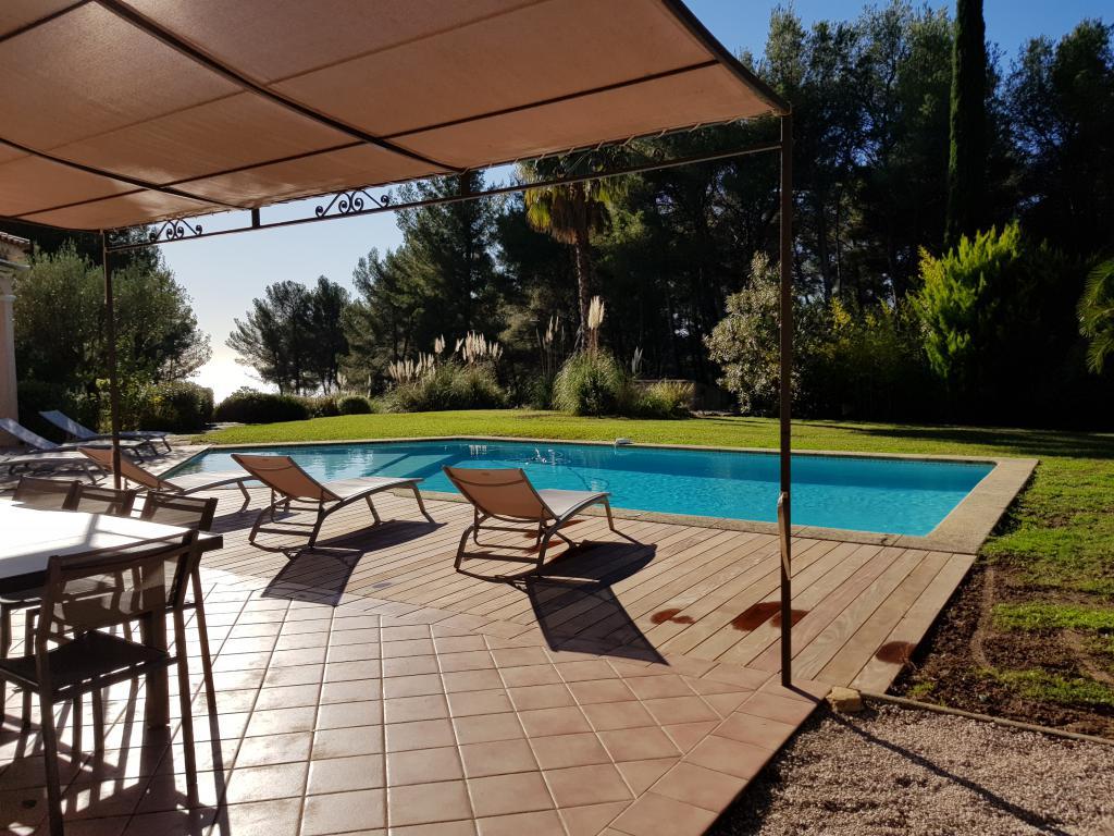 Villa Eléonore - Plage À Pied Vue Mer Piscine Sans Vis-À-Vis ... tout Cash Piscine Toulon