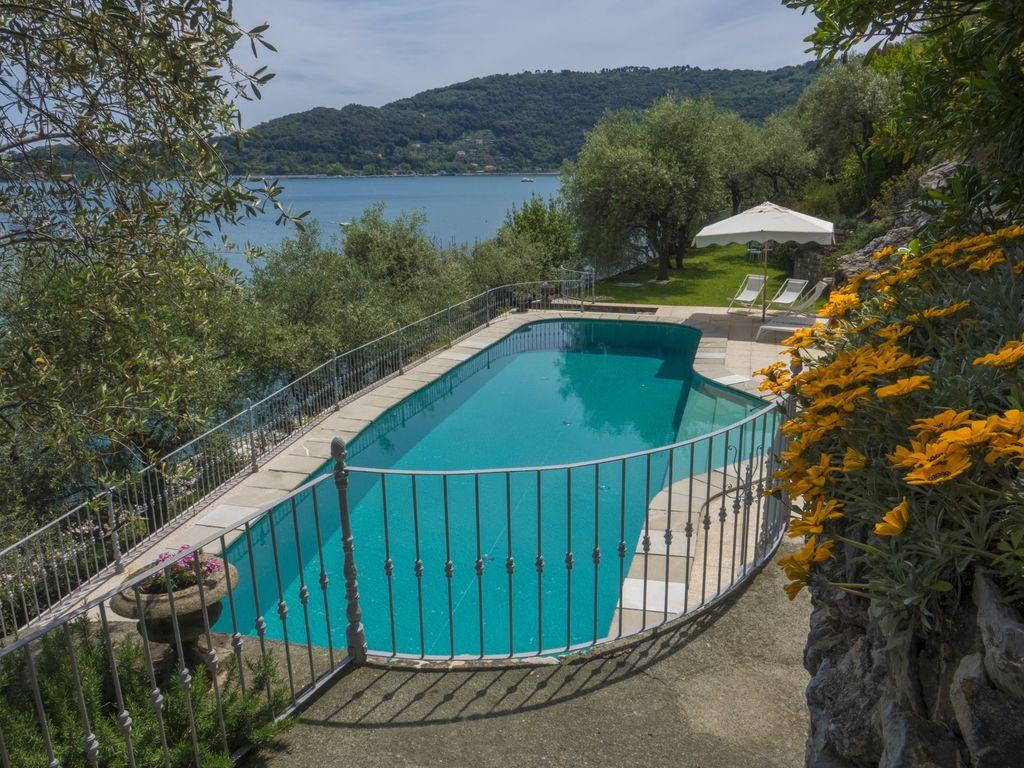 Villa Exclusive, Vue Imprenable Sur La Mer, Piscine A L'eau De Mer, Près 5  Terre - Portovenere à Piscine Eau De Mer