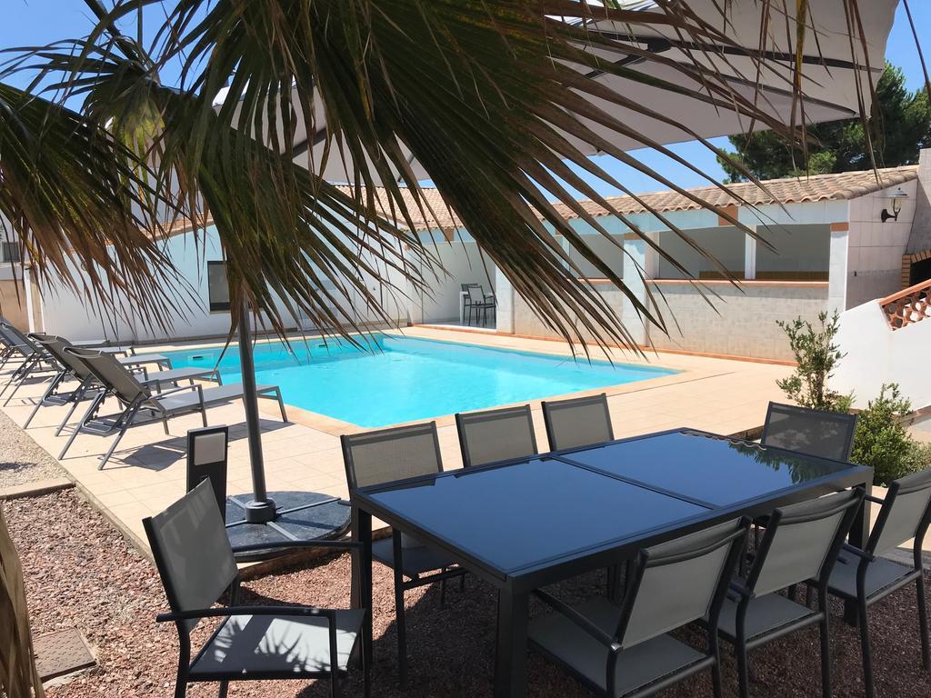 Villa Grau D'agde,900 M De La Plage ,piscine Privée (Fransa ... concernant Hotel Piscine Privée