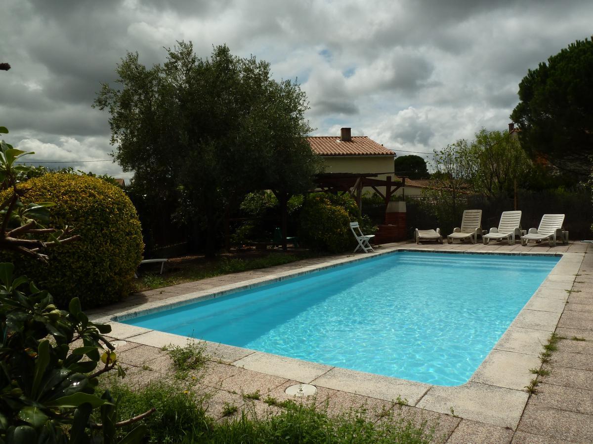 Villa Grazailles, Carcassonne, France - Booking dedans Piscine Grazailles
