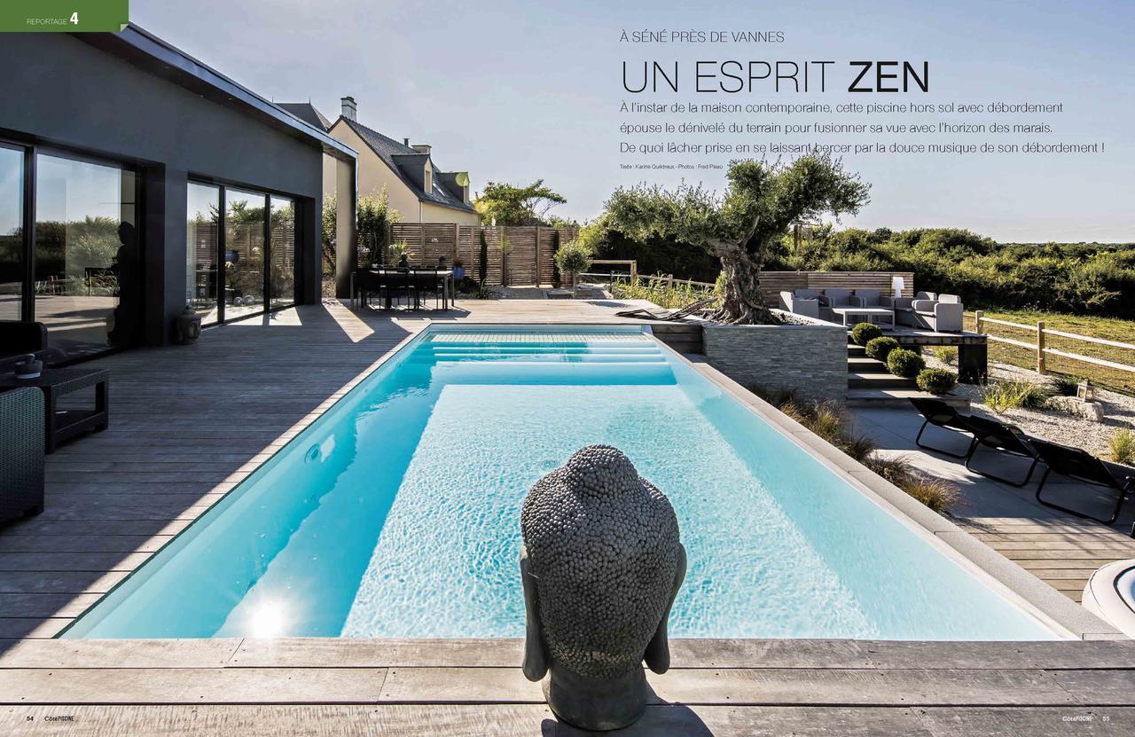 Villa Home Le Clos Maric, Séné, France - Booking concernant Piscine Surzur