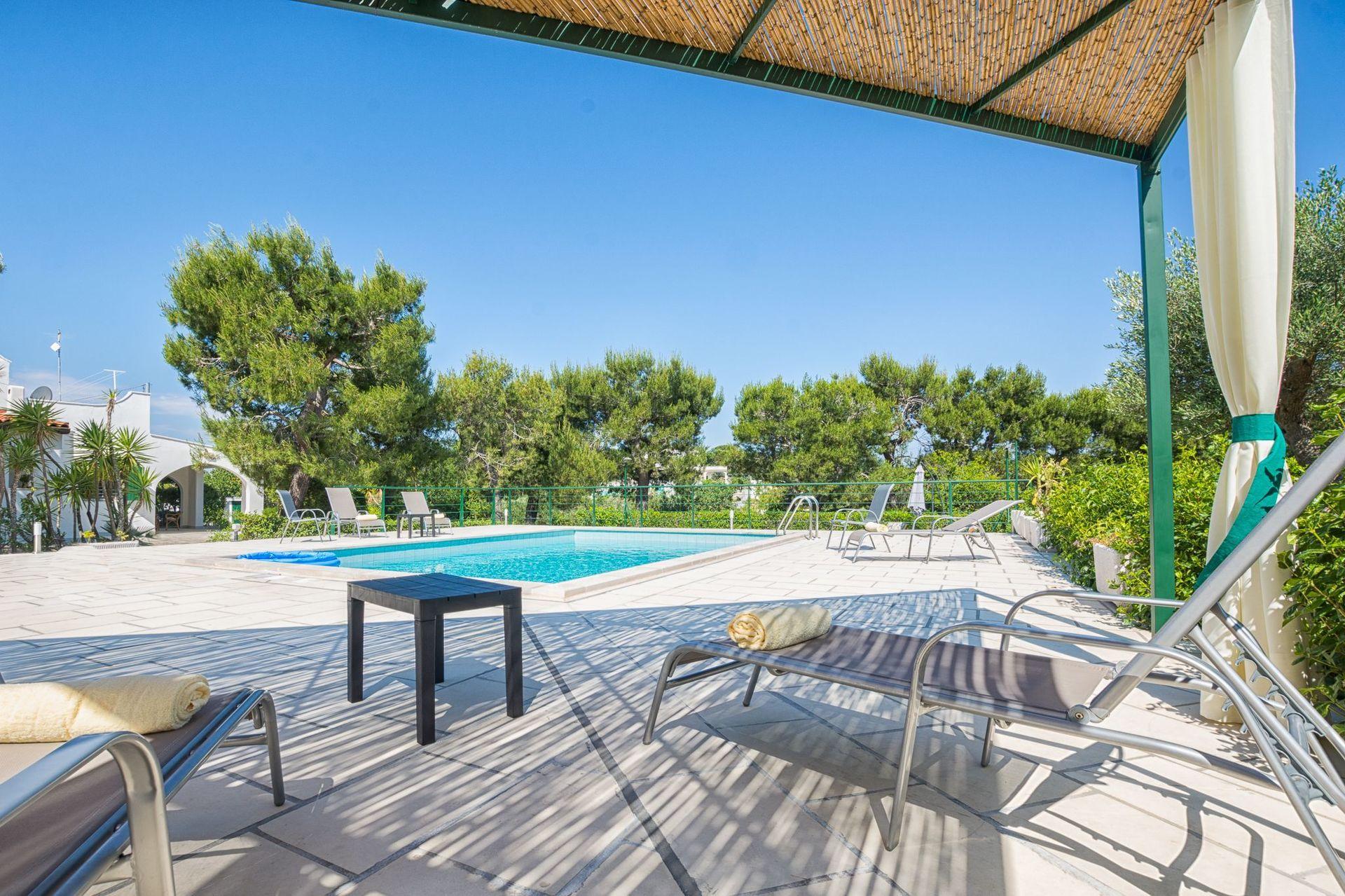 Villa Ines Location De Vacances - Couchages 6 Dans 3 ... encequiconcerne Chambre D Hotel Avec Piscine Privée