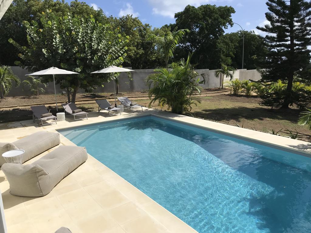 Villa La Belle Creole (Guadeloupe Saint-François) - Booking ... dedans Piscine Tarare