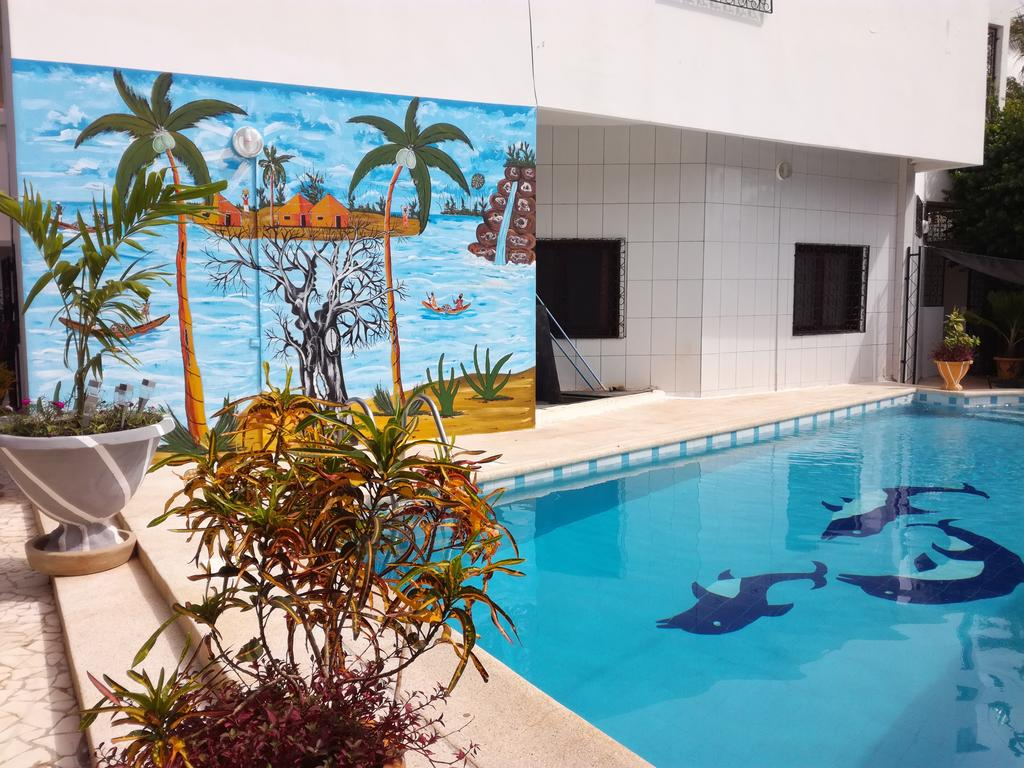Villa Massilia, Saly Portudal – Updated 2020 Prices dedans 158 Coté Piscine