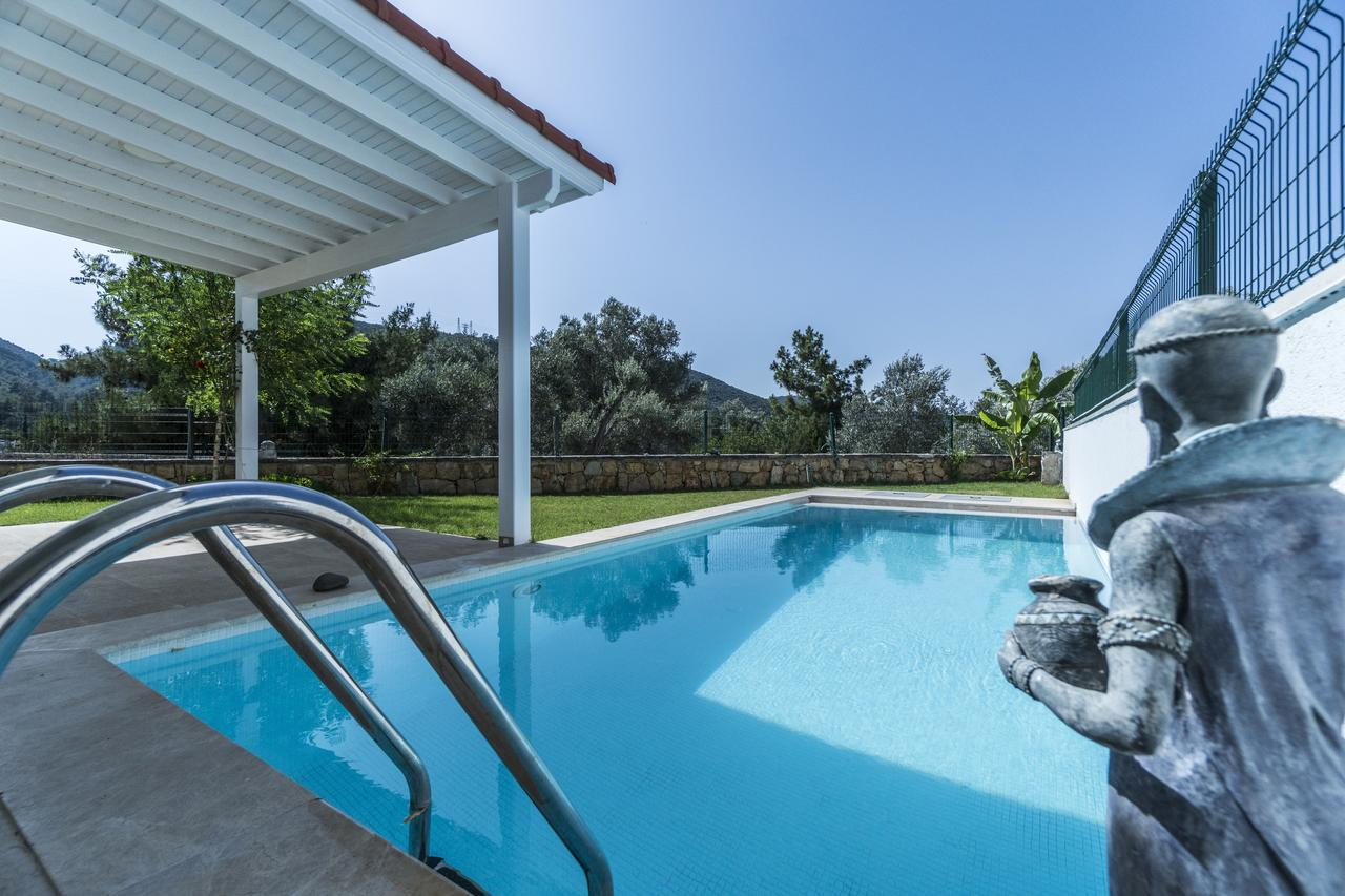 Villa Mira, Torba, Turkey - Booking intérieur Piscine Agora