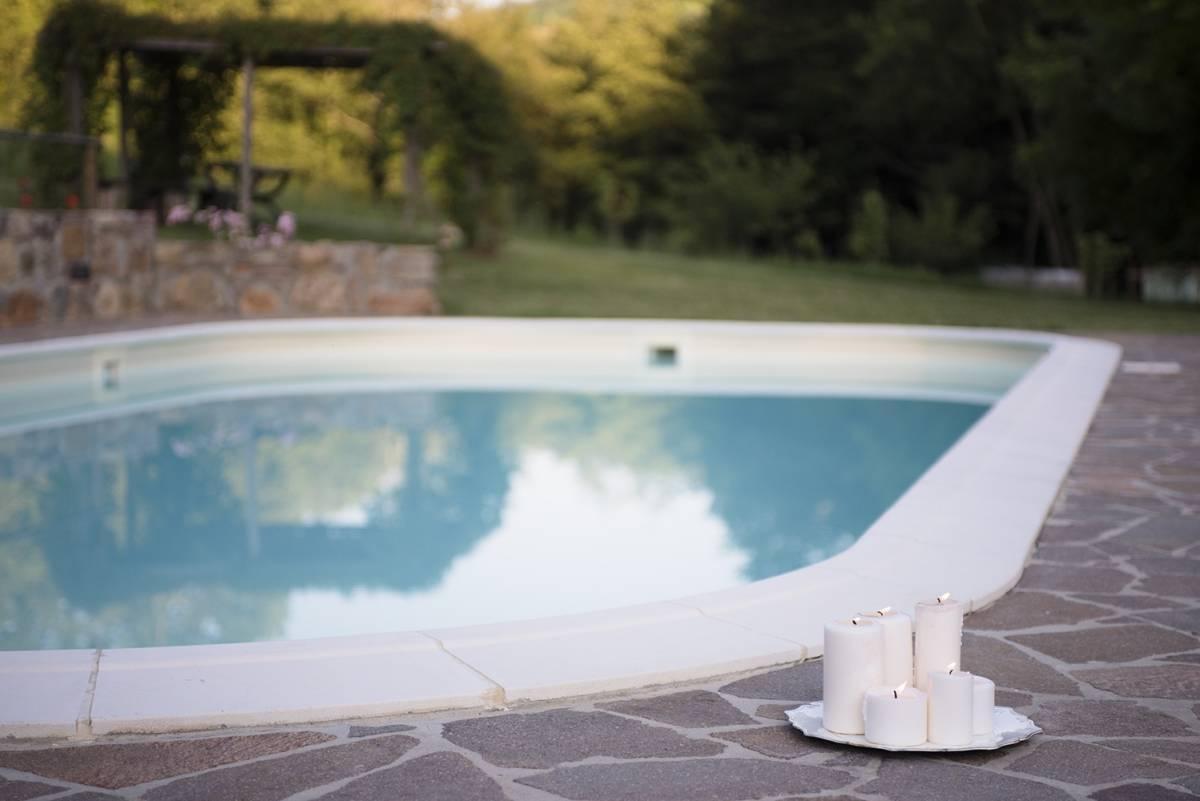 Villa Near Firenze In Toscana, Montaione intérieur Piscine Chamaliere