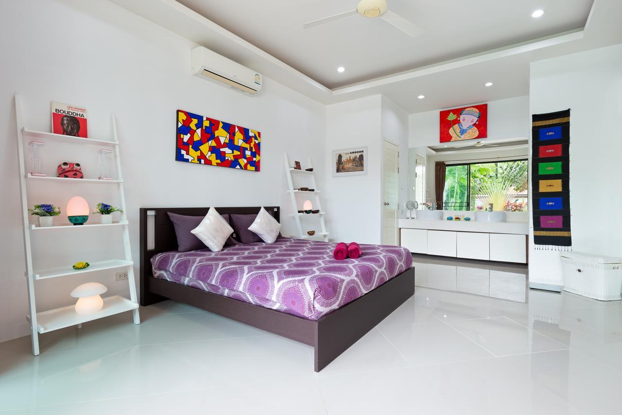 Villa Nirvana (Tayland Rawai Plajı) - Booking serapportantà Jules Verne Piscine
