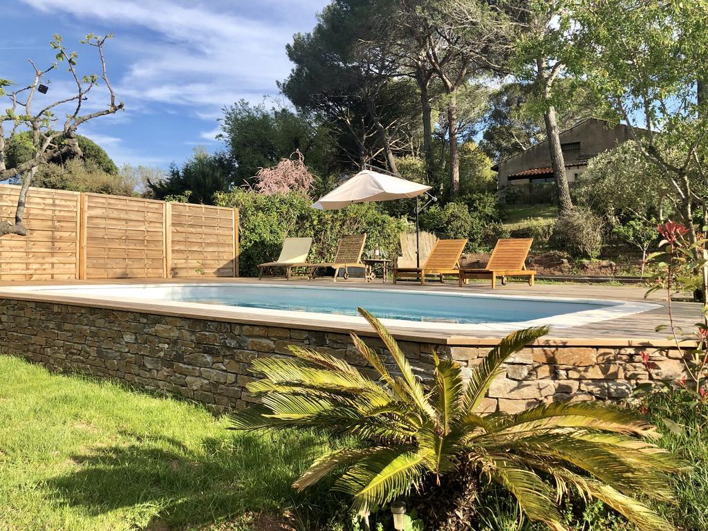 Villa Provençale Avec Piscine, Puget-Sur-Argens, France ... tout Hotel Avec Piscine Ile De France