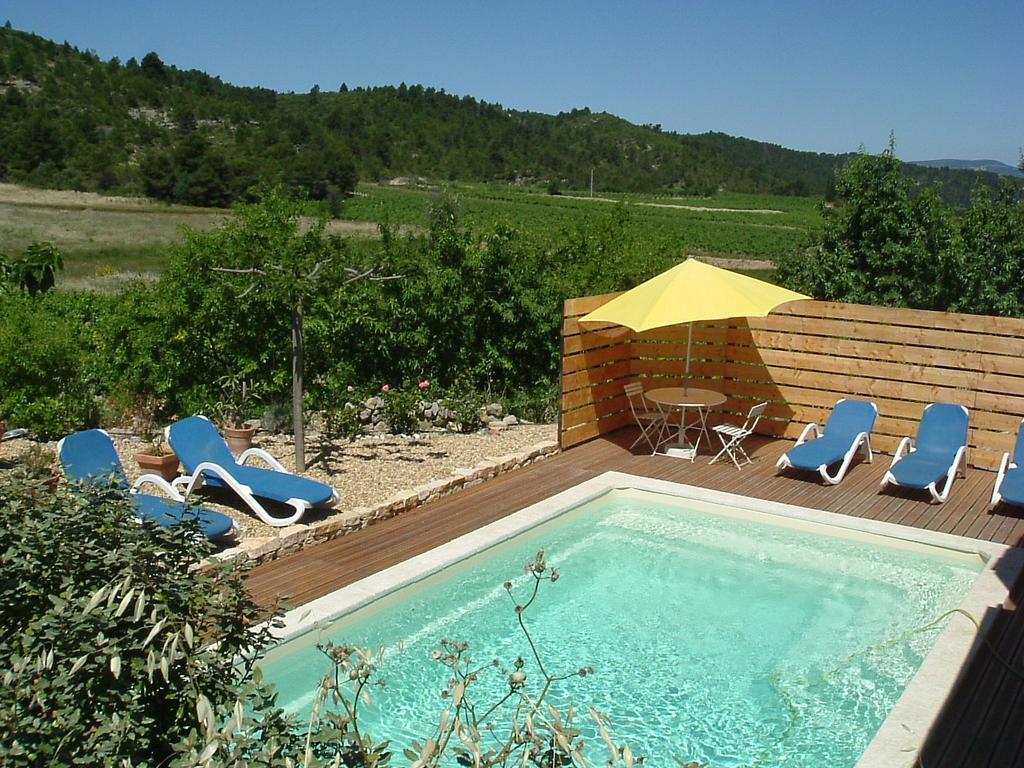 Villa Syrah Avec Piscine Privée Chauffée À 25 Km De La Mer ... encequiconcerne Hotel Piscine Privée France