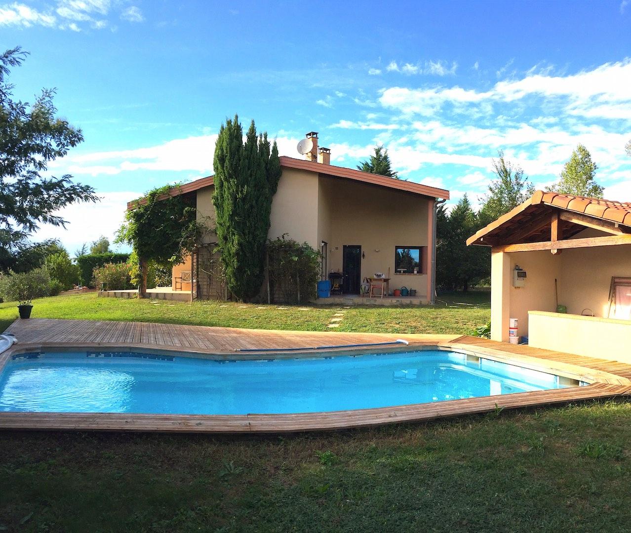 Villa T7 Balma - Est Habitat serapportantà Piscine Balma
