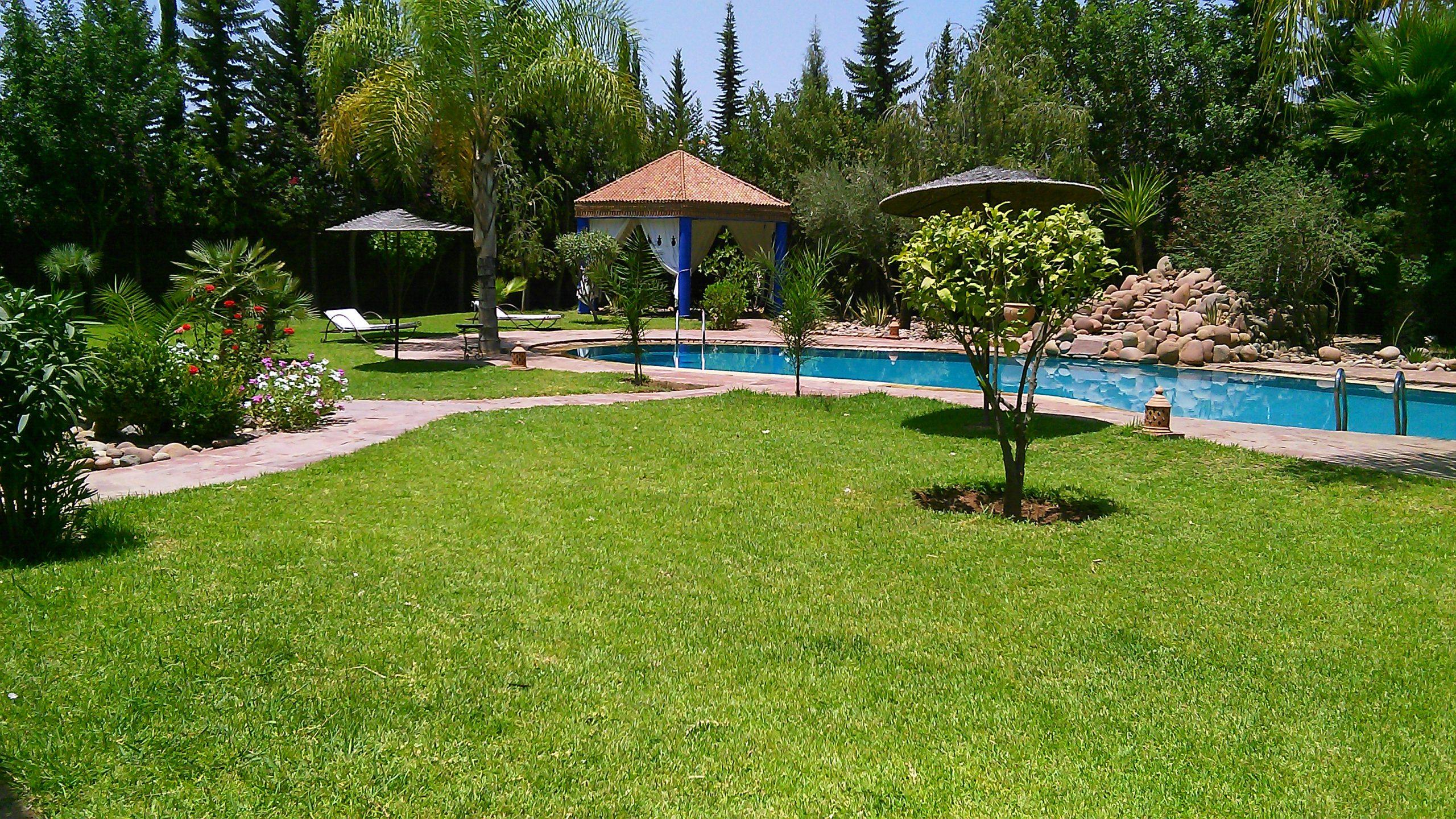 Villa Vacances Avec Piscine Privée | Marrakech-Locations ... encequiconcerne Location Maison De Vacances Avec Piscine Privée