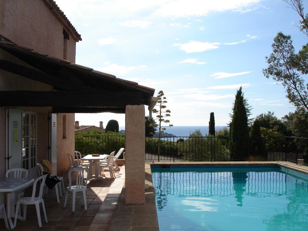 Villa Vue Sur Mer-Piscine Privée, Saint-Raphaël, France ... à Hotel Piscine Privée France