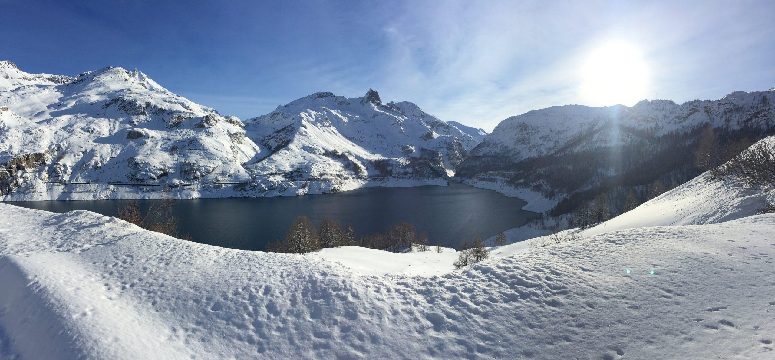 Village Vacances L'orée Du Lac Tignes Savoie - Cap France concernant Piscine Tignes