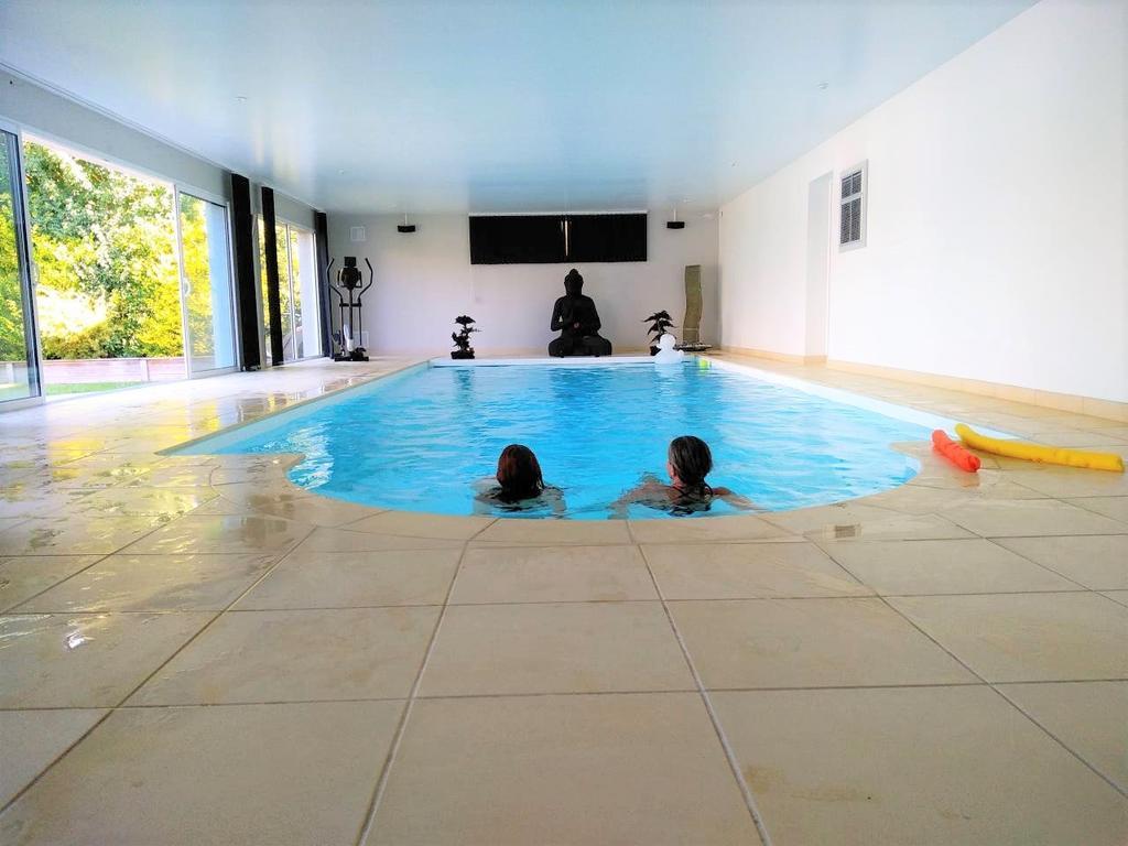 Villalar Casa Alegria (Fransa Londinières) - Booking avec Piscine Forges Les Eaux