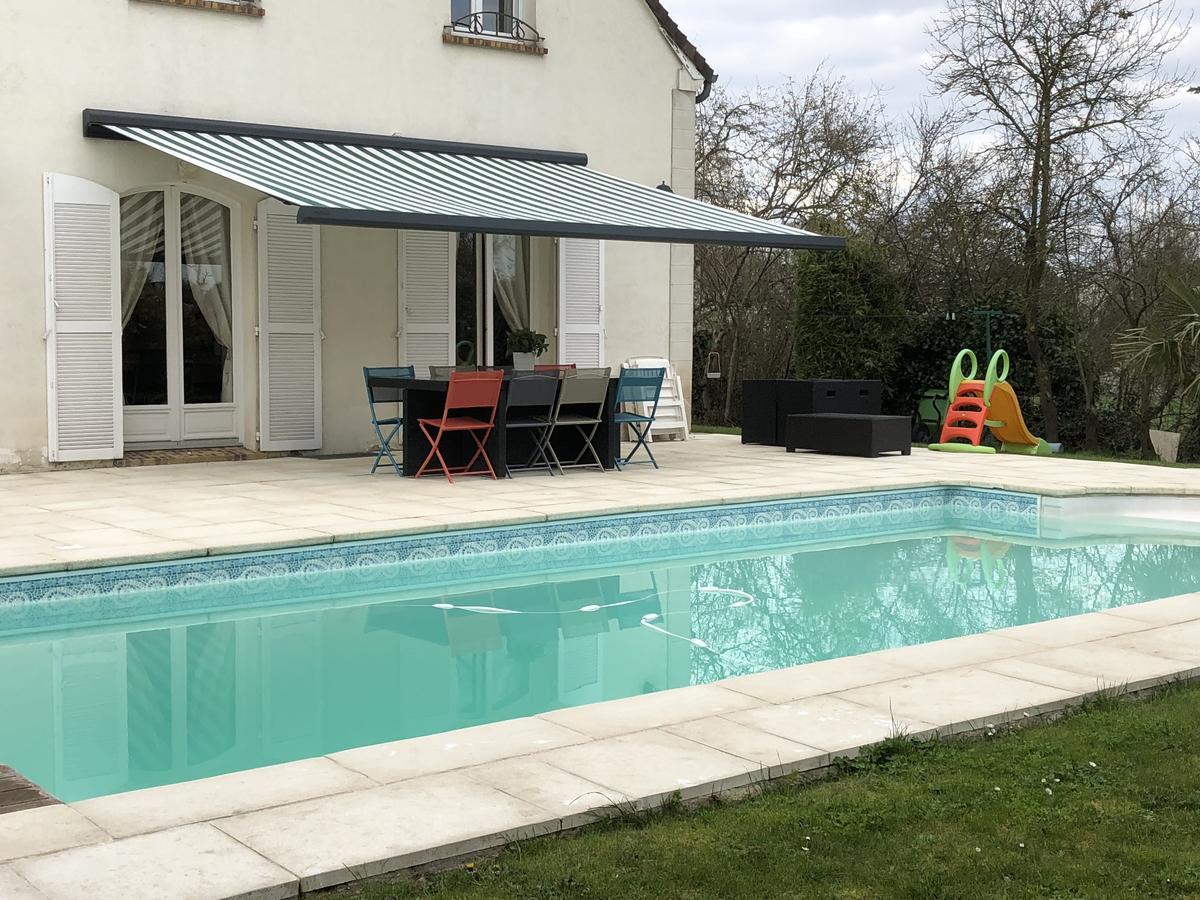 Villalar Médan (Fransa Médan) - Booking à Piscine Breteuil