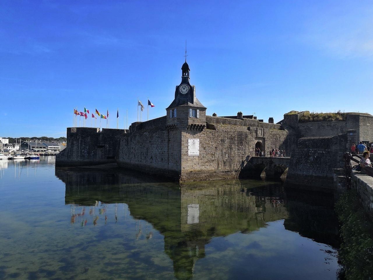 Ville Close De Concarneau : 2020 Ce Qu'il Faut Savoir Pour ... tout Piscine Concarneau Horaires