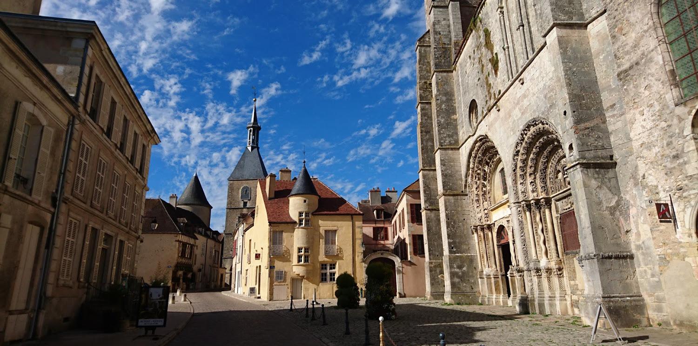 Ville D'avallon intérieur Piscine Avallon