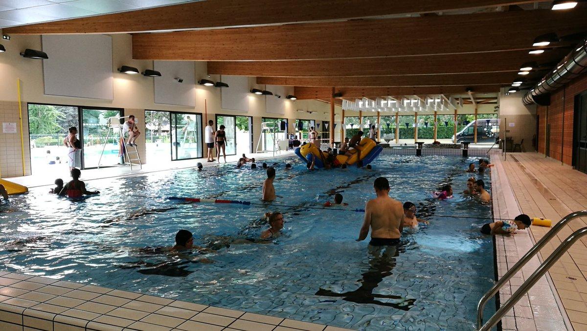 "Ville De Coulaines On Twitter: ""piscine En Fête @coulaines C ... à Piscine De Coulaines"