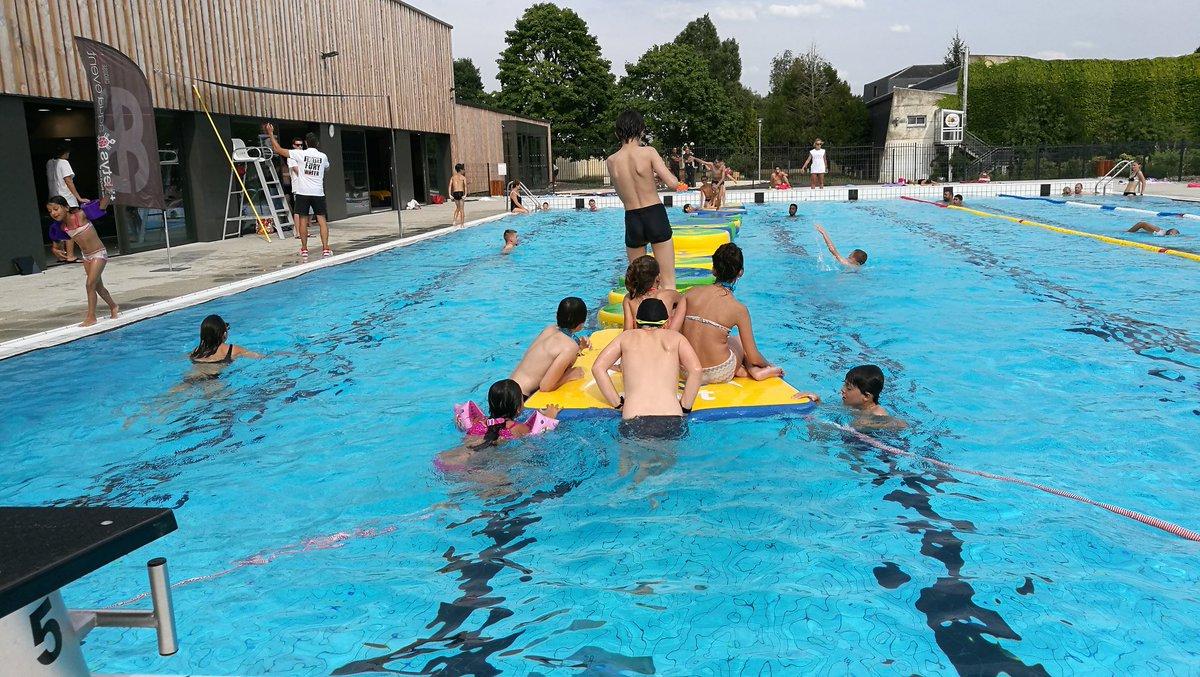 "Ville De Coulaines On Twitter: ""piscine En Fête @coulaines C ... dedans Piscine De Coulaines"